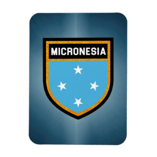 Micronesia Flag Magnet