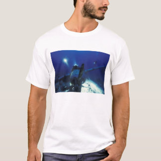 Micronesia, Palau, World Heritage Site. Divers T-Shirt