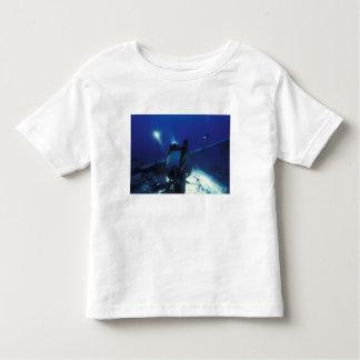 Micronesia, Palau, World Heritage Site. Divers Toddler T-Shirt