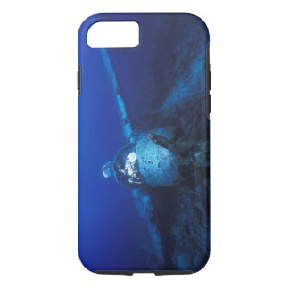 Micronesia, Palau, World Heritage Site. WWII iPhone 8/7 Case