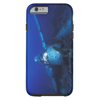 Micronesia, Palau, World Heritage Site. WWII Tough iPhone 6 Case