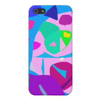 Microorganisms in the Sky Talk Telepathy Case For iPhone 5