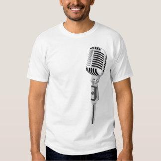 microphone blck tee shirts