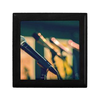 Microphone Gift Box