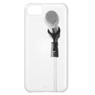 Microphone iPhone 5C Case