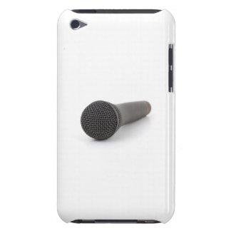Microphone Photo iPod Case-Mate Case