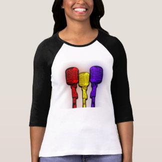 Microphone Women´s T-Shirt