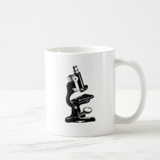 Microscope Coffee Mug