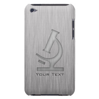 Microscope Metal-look Case-Mate iPod Touch Case