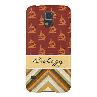 Microscopes Biology Galaxy S5 Cases