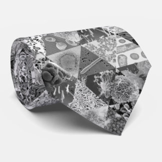 Microscopic Slide Science Tie