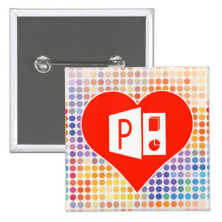 Microsoft Office Gift 15 Cm Square Badge