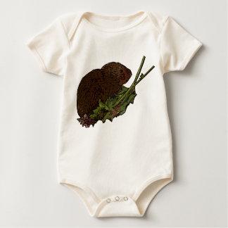 Microtus baby baby bodysuit