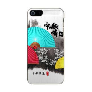 Mid Autumn Festival Design Element Incipio Feather® Shine iPhone 5 Case