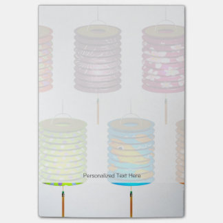 Mid Autumn Festival - Paper Lantern Post-it® Notes