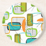 Mid-Century Modern Abstract #57 Coasters