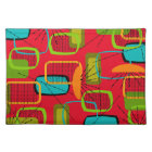 Mid-Century Modern Abstract #57 Placemat