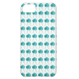 Mid Century Modern Chairs V2 iPhone 5C Case