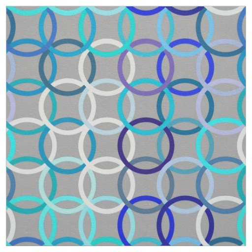 blue and gray faux marble texture fabric zazzle