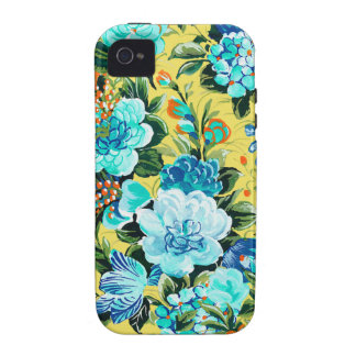 Mid Century Modern ~ Flower Cocktail ~ Miami iPhone 4 Covers