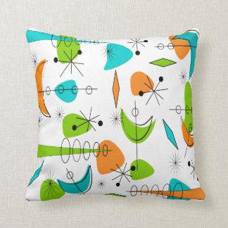 Mid-Century Modern Inspired Atomic #77 Cushion