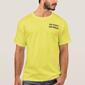 Mid CountyFire Rescue T-Shirt
