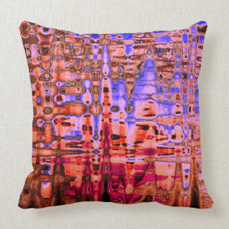 MID DAY ON TUELAN FOUR THROW PILLOW