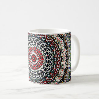 Mid-Evil Mandala Coffee Mug