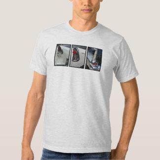 Mid fifties Chevy tail lights t-shirt