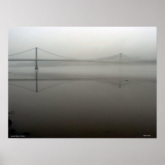 Mid-Hudson Bridge Poster