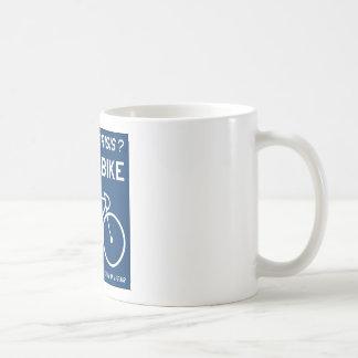 Mid Life Crisis Cycling Mug