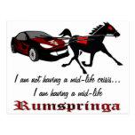 Mid-Life Rumspringa Postcards