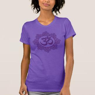 Mid Purple OM Tee