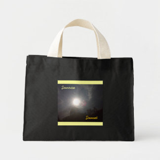 Mid-size Travel, Tote Bag