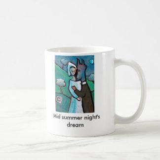 Mid summer night's dream coffee mug