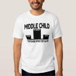 Middle Child Joke Tshirts