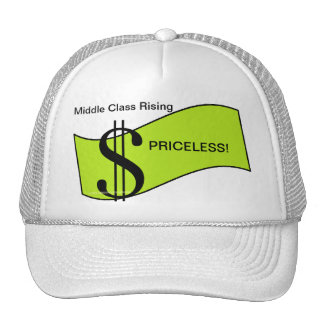 Middle Class Rising PRICELESS Mesh Hat