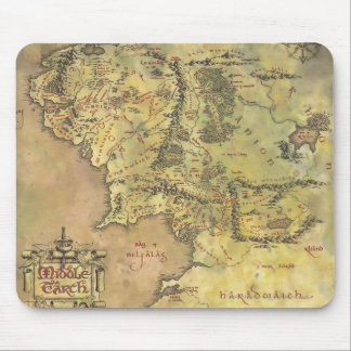 MIDDLE EARTH™ #2 Map Mouse Mat