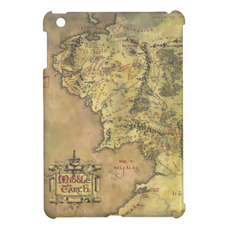 Middle Earth Map iPad Mini Case