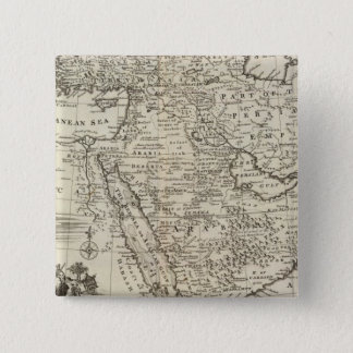 Middle East 15 Cm Square Badge