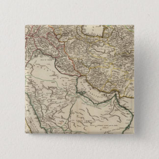 Middle East 2 15 Cm Square Badge