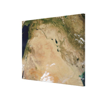 Middle East 2 Canvas Print