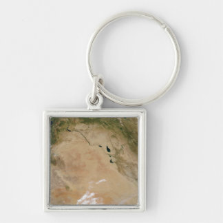 Middle East 2 Key Ring