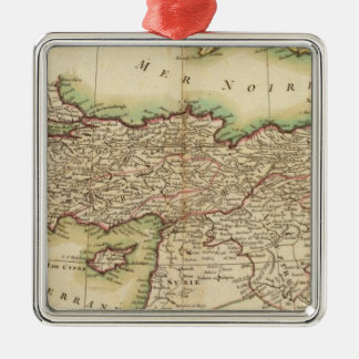 Middle East 3 Christmas Ornament