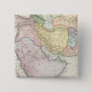 Middle East 5 15 Cm Square Badge