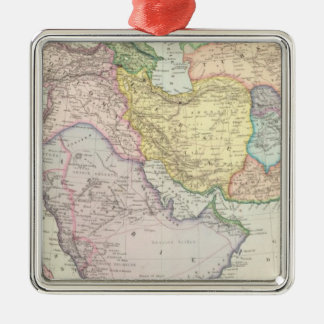 Middle East 5 Christmas Ornament