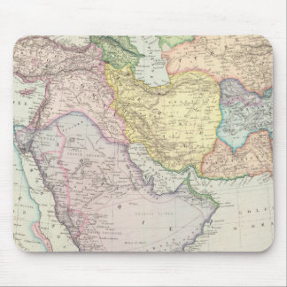 Middle East 5 Mouse Mat