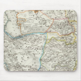 Middle East, Afghanistan Mouse Mat