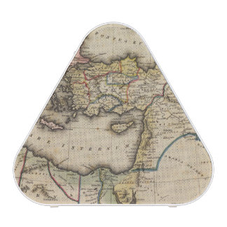 Middle East Atlas Map