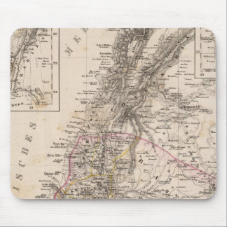 Middle East, Palestine Mouse Mat